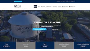 Web Design - WCPA