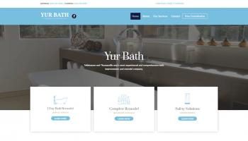 Web Design - Yur Bath